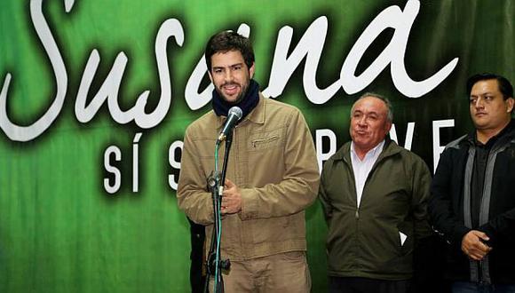 Piden excluir al vocero de Villarán de las elecciones