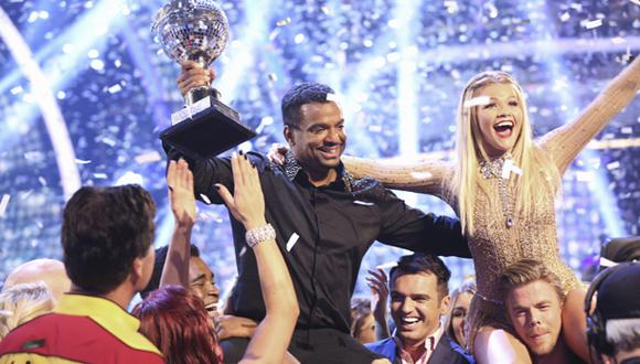 "'Carlton Banks' ganó ""Dancing with the Stars"""
