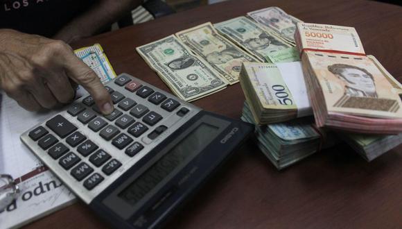 ¿A cuánto cotiza el dólar hoy en Venezuela? (Foto: EFE)