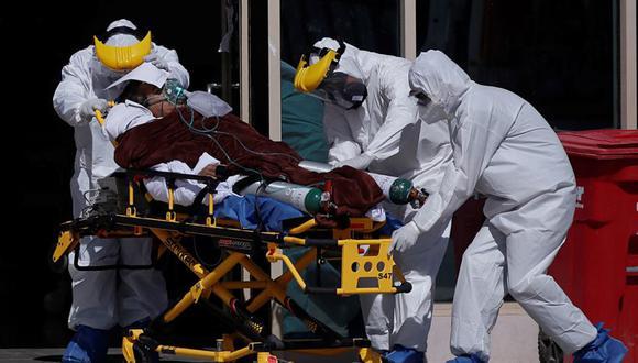 Coronavirus en México   Últimas noticias   Último minuto: reporte de infectados y muertos hoy, domingo 14 de febrero del 2021   Covid-19   EFE/Antonio Ojeda