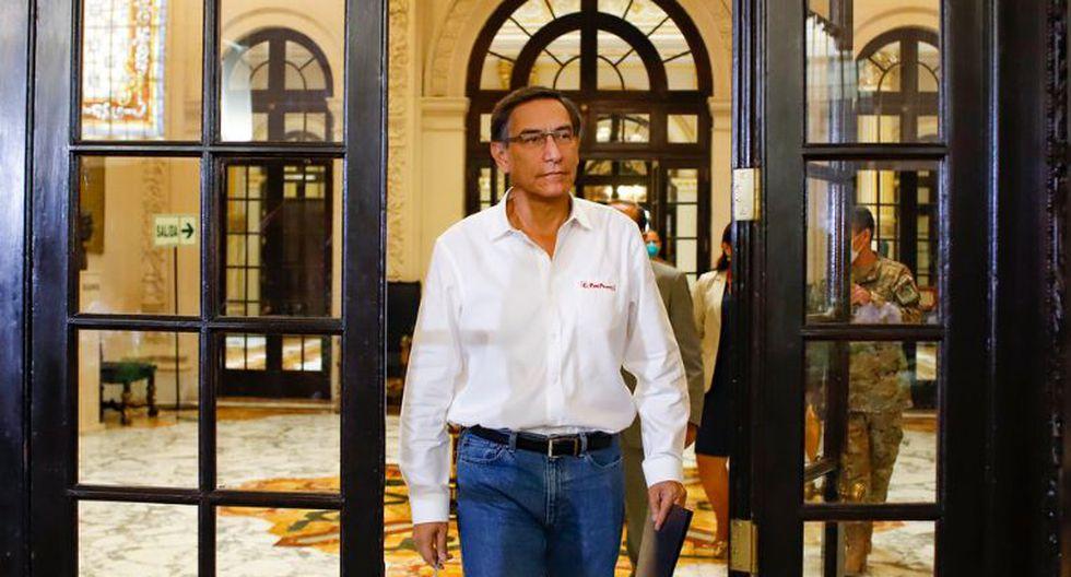 Martín Vizcarra ha mostrado un muy buen manejo en la relación con gobernadores y alcaldes, que han correctamente apoyado las medidas de emergencia. (Foto: Presidencia de la República)