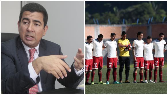 Universitario: Carlos Moreno indicó que club no ingresará al Régimen Especial Deportivo. (Foto: USI)