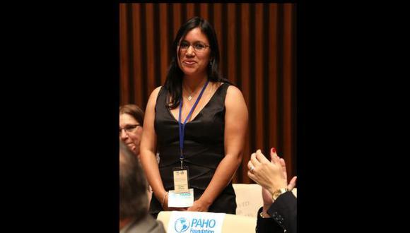 Veterinaria peruana recibe premio internacional en EE. UU.