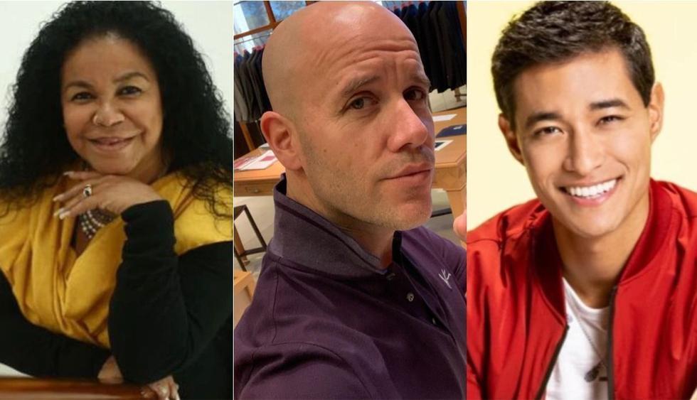 Eva Ayllón, Gian Marco y Tony Succar destacan entre los nominados a los Latin Grammy 2019. (FOTO: GEC/Instagram)