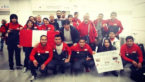 El mundial de fútbol de enfermos mentales en el que Perú es semifinalista. (Foto: Instagram)