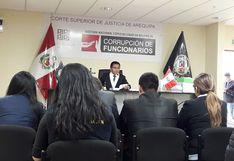 Arequipa: fueron liberados dirigentes sindicales acusados de organización criminal