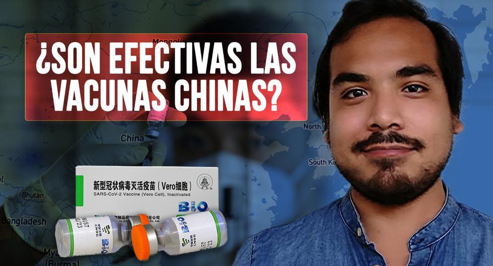 Las vacunas contra el COVID-19 desarrolladas en China han estado en el ojo de la tormenta. (Foto: El Comercio)