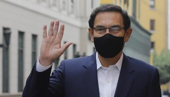 Presidente Vizcarra afirmó que miembros de AP y de APP le pidieron postergar las elecciones (Foto: Presidencia)