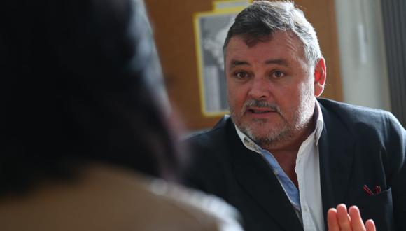 Arturo Ventura participa desde ayer en un seminario organizado por la procuraduría anticorrupción. (Foto: Alessandro Currarino)