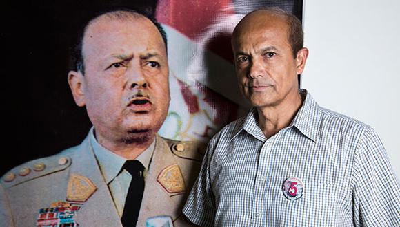 Hijo del general Juan Velasco Alvarado quiere ser presidente
