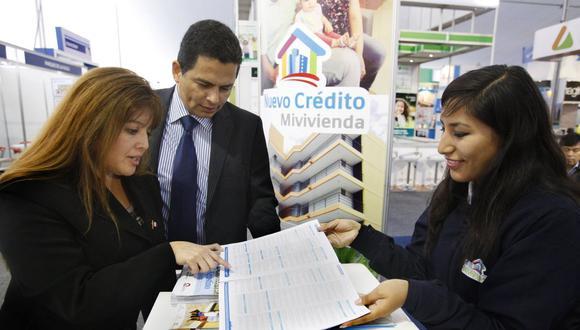 La cuota inicial mínima para acceder al Nuevo Crédito Mivivienda se encuentra actualmente en 7.5% del valor de la unidad habitacional. (Foto: GEC)