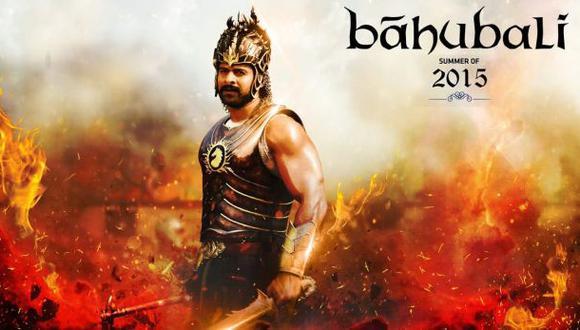"""""""Baahubali"""": película más cara de la India bate récords"""