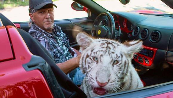 """El famoso documental """"Tiger King"""" fue grabado en el zoológico Greater Wynnedoow"""" de Oklahoma. (Netflix)."""