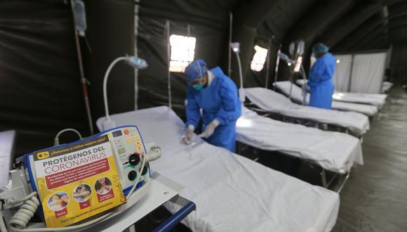 El Minsa informó que 989 pacientes que dieron positivo al COVID-19 fueron dados de alta. (Foto: Minsa)
