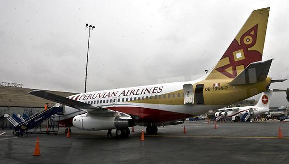 Autoridad aeronáutica revisa aterrizaje de vuelo de Peruvian