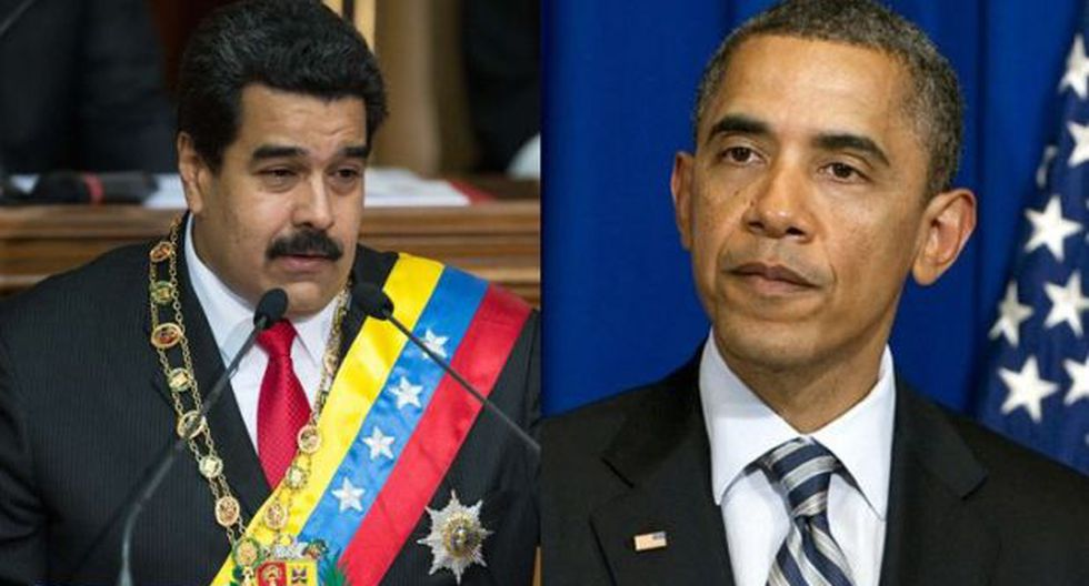 "Maduro: ""Obama se volvió loco porque él se iba y yo me quedaba"""