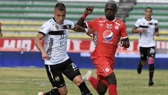 América de Cali debuta en la Liga Betplay 2021 contra Águilas Doradas en Palmira | Foto: Futbolred