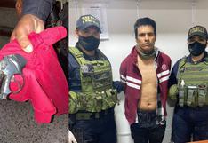 Lambayeque: capturan a hombre por realizar disparos desde el techo de una vivienda en Chiclayo | VIDEO