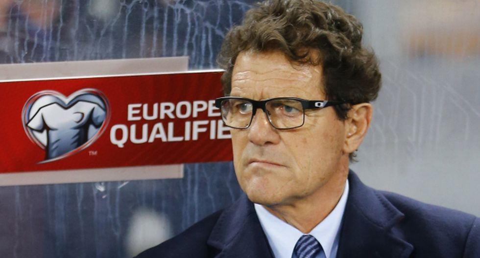 Fabio Capello no cobra hace seis meses y Rusia aplaza pago