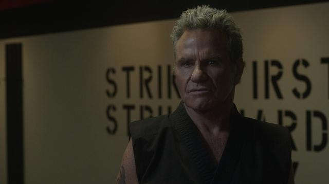 John Kreese took over the dojo