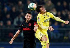 Atlético de Madrid igualó sin goles ante Villarreal y sumó su tercer partido consecutivo sin ganar en la Liga española