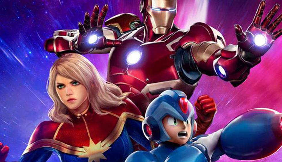 Marvel vs. Capcom: Infinite. PS4, Xbox One y PC. (Foto: Capcom)