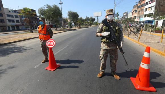 El Gobierno de Francisco Sagasti brindó esta semana las nuevas medidas para las regiones según su nivel de alerta. (Foto: GEC)