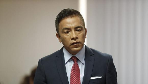 """Vieira calificó como """"un gran mentira"""" la denuncia que hizo su primo hermano en su contra. (Foto: GEC)"""