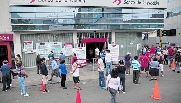 Con el Bono Familiar Universal, el Ejecutivo busca inyectar liquidez en 6,7 millones de hogares tras la crisis generada por el COVID-19. (GEC/Anthony Niño de Guzmán)