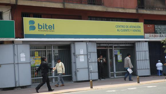 Bitel tiene una mayor presencia en provincias, donde el aislamiento ha generado un golpe económico fuerte. (Foto: GEC)