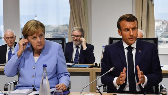 """""""Llamamos a Irán a comprometerse [...] al diálogo y abstenerse de cualquier nueva provocación y escalada"""", dijeron los líderes europeos. (Foto: AFP/Archivo)"""