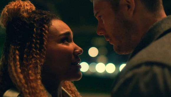 """Allison y Luther son hermanos, así que su relación es incestuosa en """"The Umbrella Academy"""" (Foto: Netflix)"""