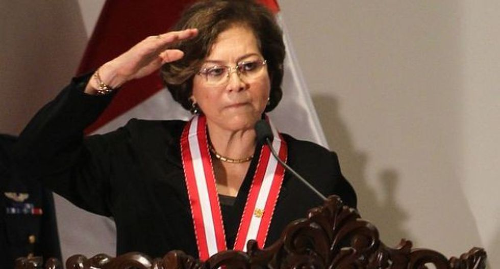 """Echaíz: """"Cuestionamientos a Ramos dañan imagen de la fiscalía"""""""