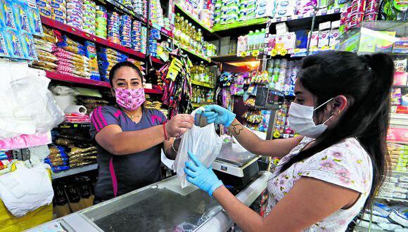 Existen 25.000 bodegas que trabajan de la mano de Yape. (Foto: GEC)