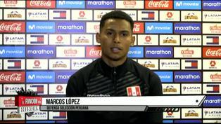 Marco López podría reemplazar a Trauco en el debut de la selección peruana