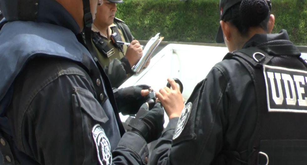 SJM: UDEX se movilizó por réplica de granada en casa de alcalde - 3