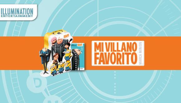 Una nueva aventura para disfrutar junto a los principales personajes de la película Mi Villano Favorito 3. La serie se compone de 12 entregas que incluyen a los principales personajes en pvc, una caja coleccionadora de metal y fascículos con divertidas actividades para los pequeños de la casa.