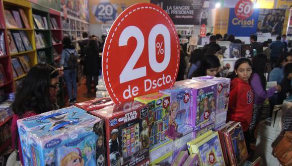 (Foto: Cámara Peruana de Libro)