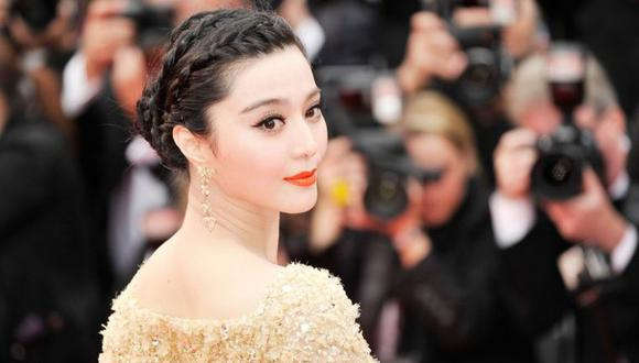 Fan Bingbing es una de las actrices mejor pagadas de todo el mundo. (Getty Images)