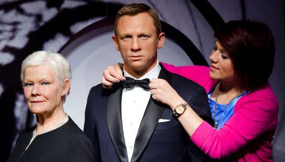 Museo Madame Tussauds expondrá las figuras de los 6 James Bond