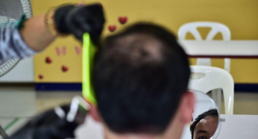 Peluquerías y cosmetología podrán ofrecer sus servicios en la fase 2 de la reactivación económica. (Foto: Andina)