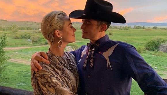 Orlando Bloom cumple 44 años y Katy Perry le dedica amoroso saludo. (Foto: Instagram)