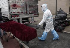 Coronavirus USA: Más de 600 cadáveres permanecen en congeladores en Nueva York