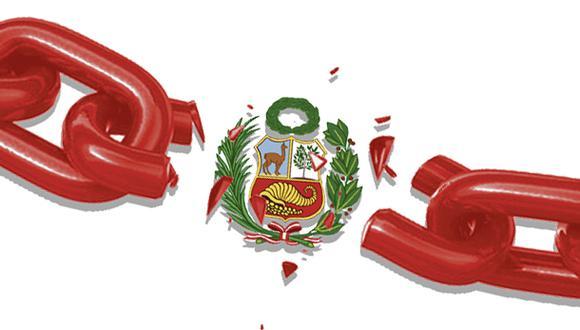 """""""San Martín ingresó a Lima sin combatir y, como era su deseo, respaldado por la invitación del cabildo"""". (Ilustración: Giovanni Tazza)"""