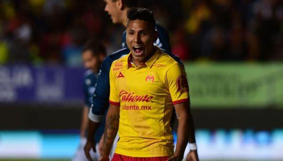 Ruidíaz hizo historia en Morelia tras ser goleador del Apertura