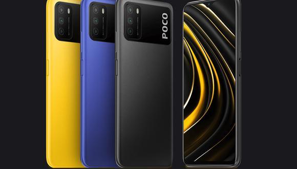 ¿Quieres un Poco M3? Conoce todos los detalles del nuevo celular que llega al Perú con Entel. (Foto: Poco)