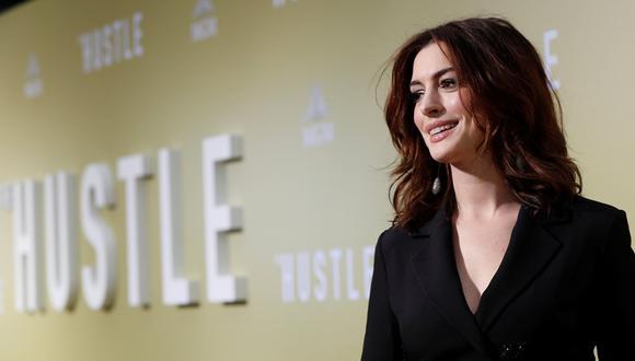 Anne Hathaway. (Foto: Agencias)