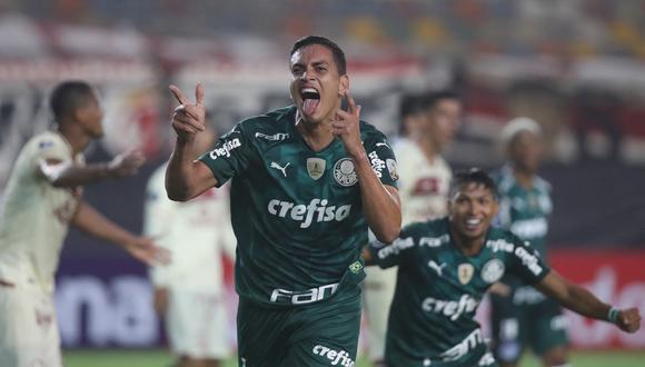 Los merengues cayeron en la última jugada del partido en el estadio Monumental. (Foto: AFP)
