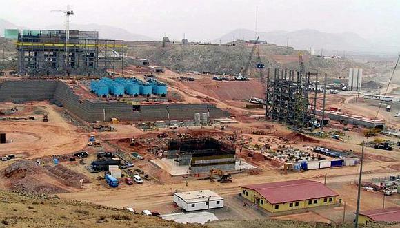 Cuatro regiones del sur concentraron el 49% de la inversión minera a noviembre, señaló la SNMPE. (Foto: GEC)
