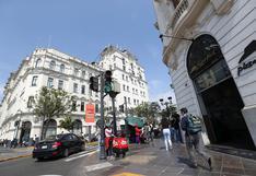 Lima soportará una temperatura mínima de 14°C, hoy domingo 29 de noviembre, según informó Senamhi